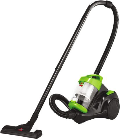 Bissell Zing Canister, 2156A Vacuum, Green
