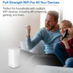 Linksys Velop Mesh Router (Home Mesh WiFi System for Whole-Home WiFi Mesh Network) 1-PackAmazonUs White