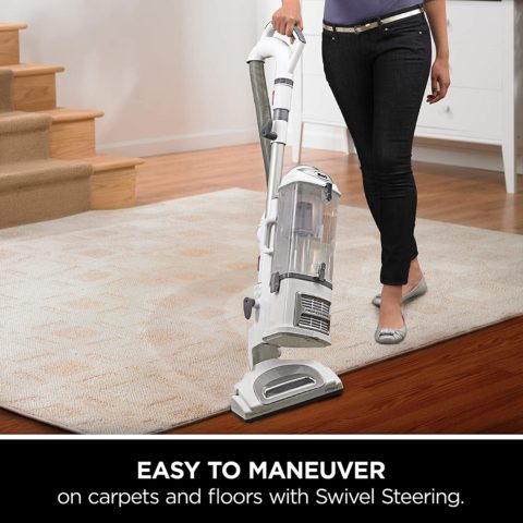 Shark Navigator Lift-Away Professional NV356E,White and Silver, vacuum cleaner