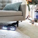 Shark Rotator Powered Lift-Away TruePet Upright Corded Bagless Vacuum for Carpet and Hard Floor with Hand Vacuum and Anti-Allergy Seal (NV752), Bordeaux