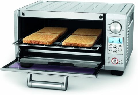 Breville BOV450XL Mini Smart Oven with Element IQ, Best Toaster Oven