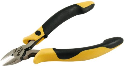 Wiha 32760 ESD Safe Flush Cutting Diagonal Cutters