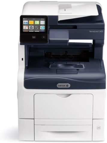 Xerox VersaLink C405DN Color MultiFunction Printer, Amazon Dash Replenishment Ready,Gray, Best All in One Printer