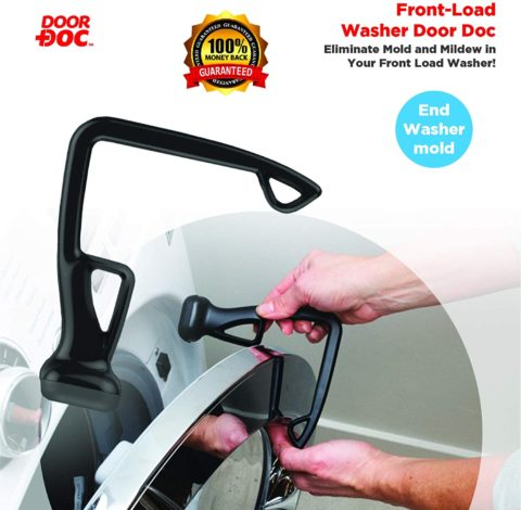 Door-Doc Front Load Washer Mold and Odor Prevention Rescue Your Washing Machine