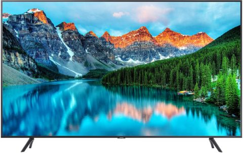 Samsung 70 Inch BE70T-H 4K PRO TV with Easy Digital Signage Software with HDMI, USB, TV Tuner and Speakers 250 nits (LH70BETHLGFXGO)