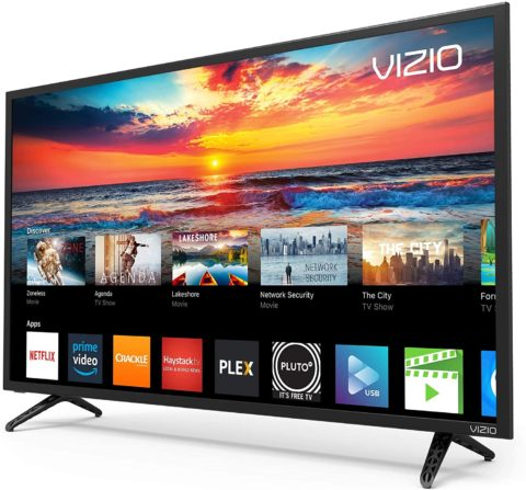 "VIZIO D-Series 24"" Class LED HDTV Smart TV - D24f-G9"