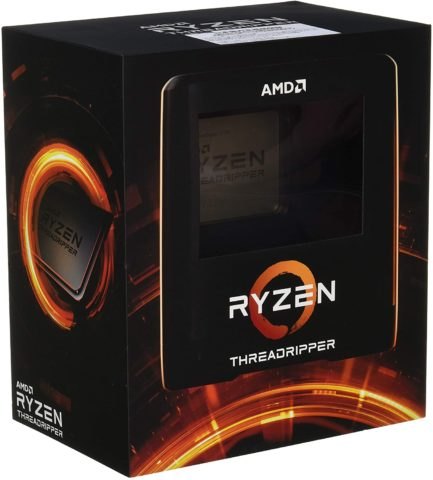 AMD Ryzen Threadripper 3970X 32-Core, 64-Thread Unlocked Desktop Processor, without Cooler
